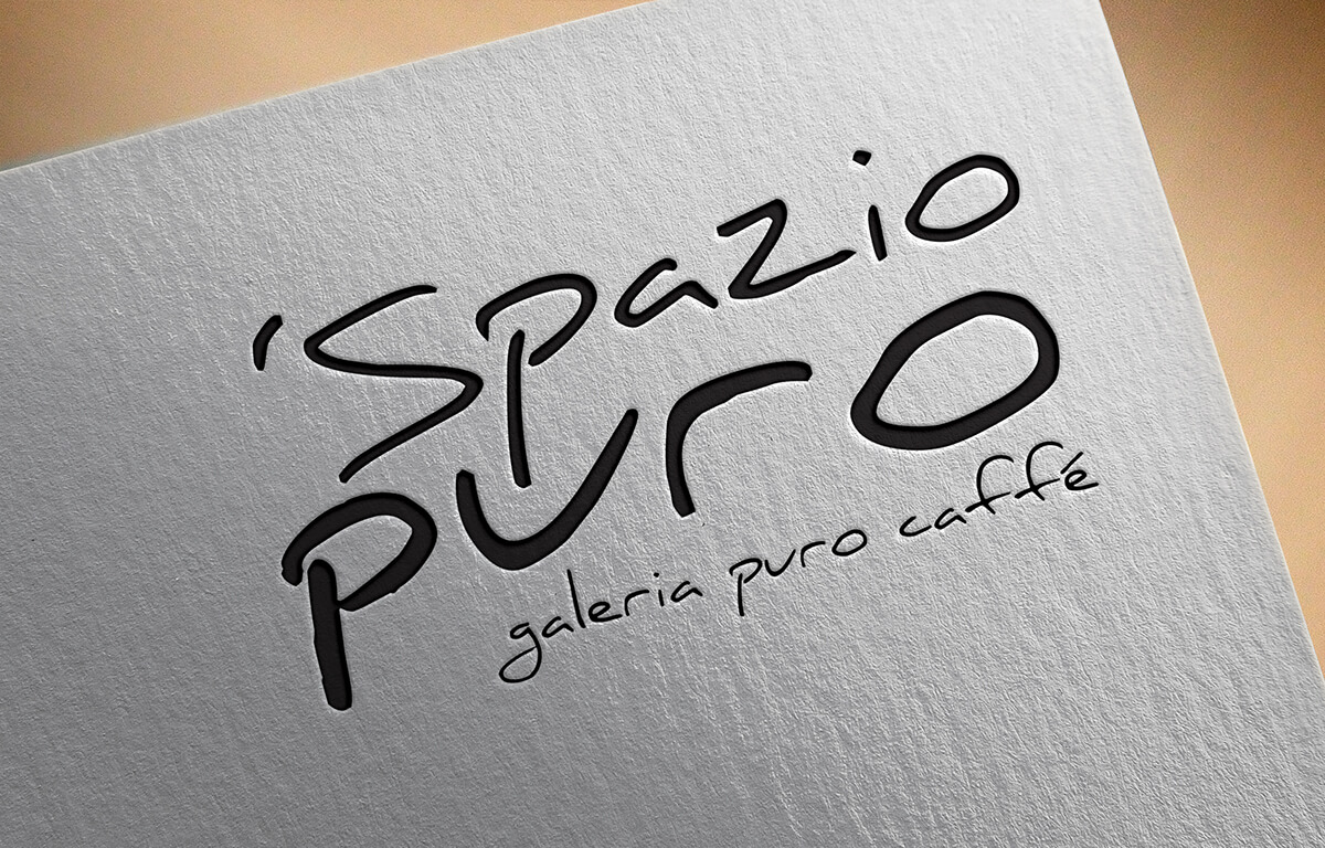 Spazio Puro - Logo   Way2Start - Design & Digital Agency
