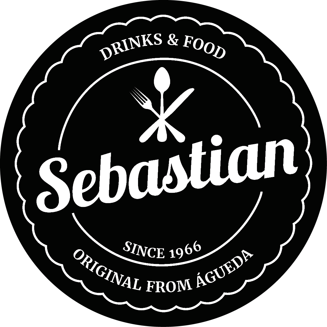 Café Sebastian Bar - Logotipo | Way2Start - Design & Digital Agency