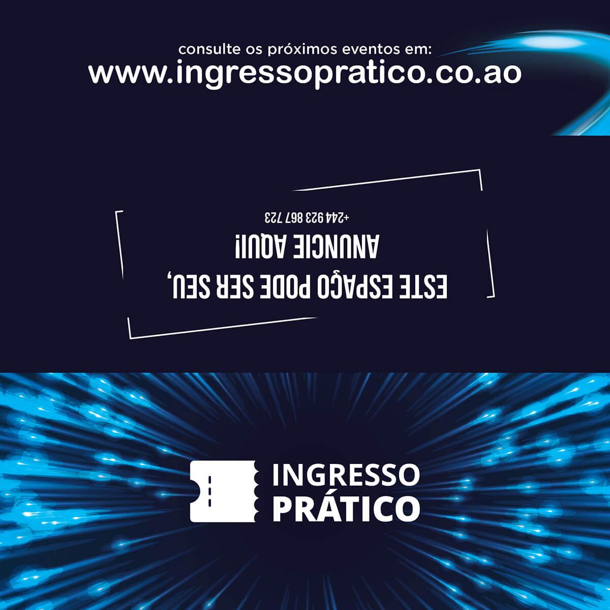 Ingresso Prático -  | Way2Start - Design & Digital Agency